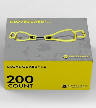 (200 Pack) Glove Guard® clips
