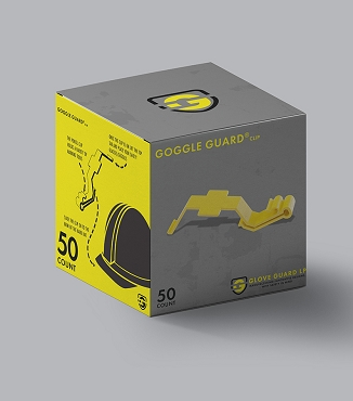 (50 Pack) Goggle Guard® clip