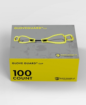 (100 Pack) Glove Guard® clips