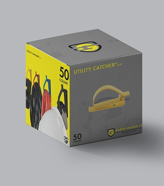 (50 Pack) Utility Catcher® clip