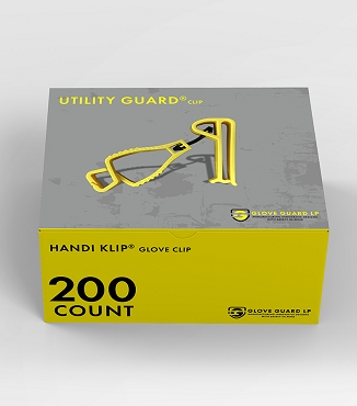(200 pack) Utility Guard® clips