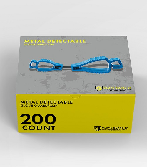 200ct Bulk Metal Detectable clips*