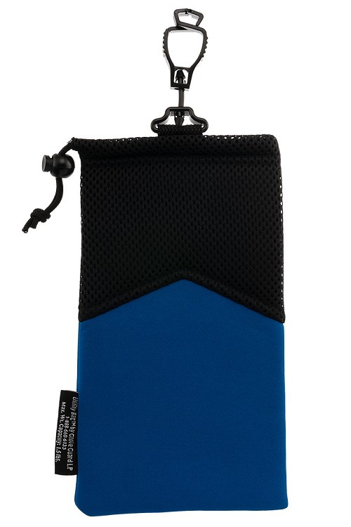 Blue Soft Pouch w/Glove Guard® end