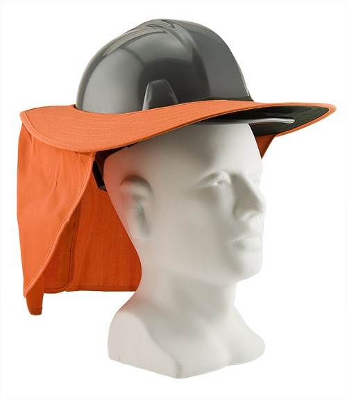 UVeto Brim 'N Shade in Blaze Orange